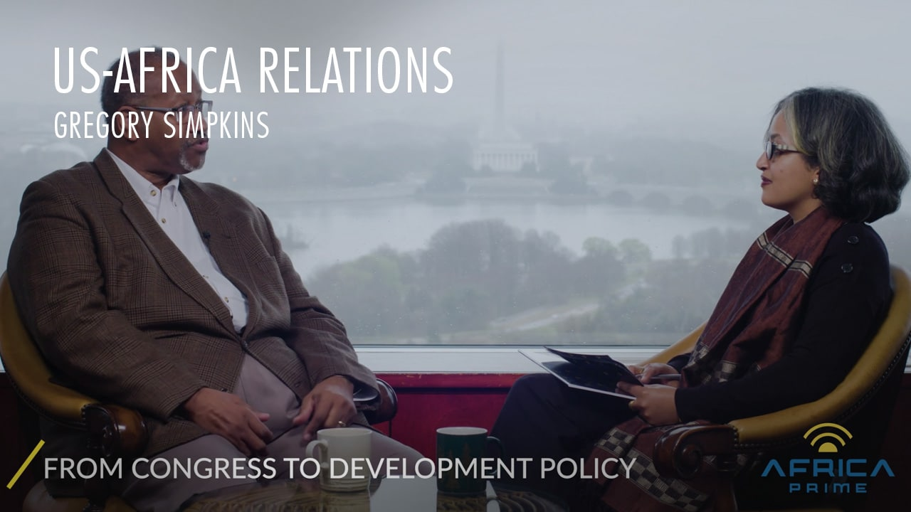 Africa Prime US Africa relations a time for reset - Gregory Simpkins