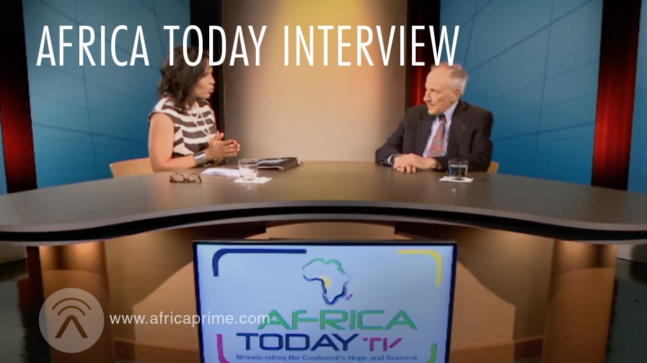 Africa Today Interview - Herman Cohen