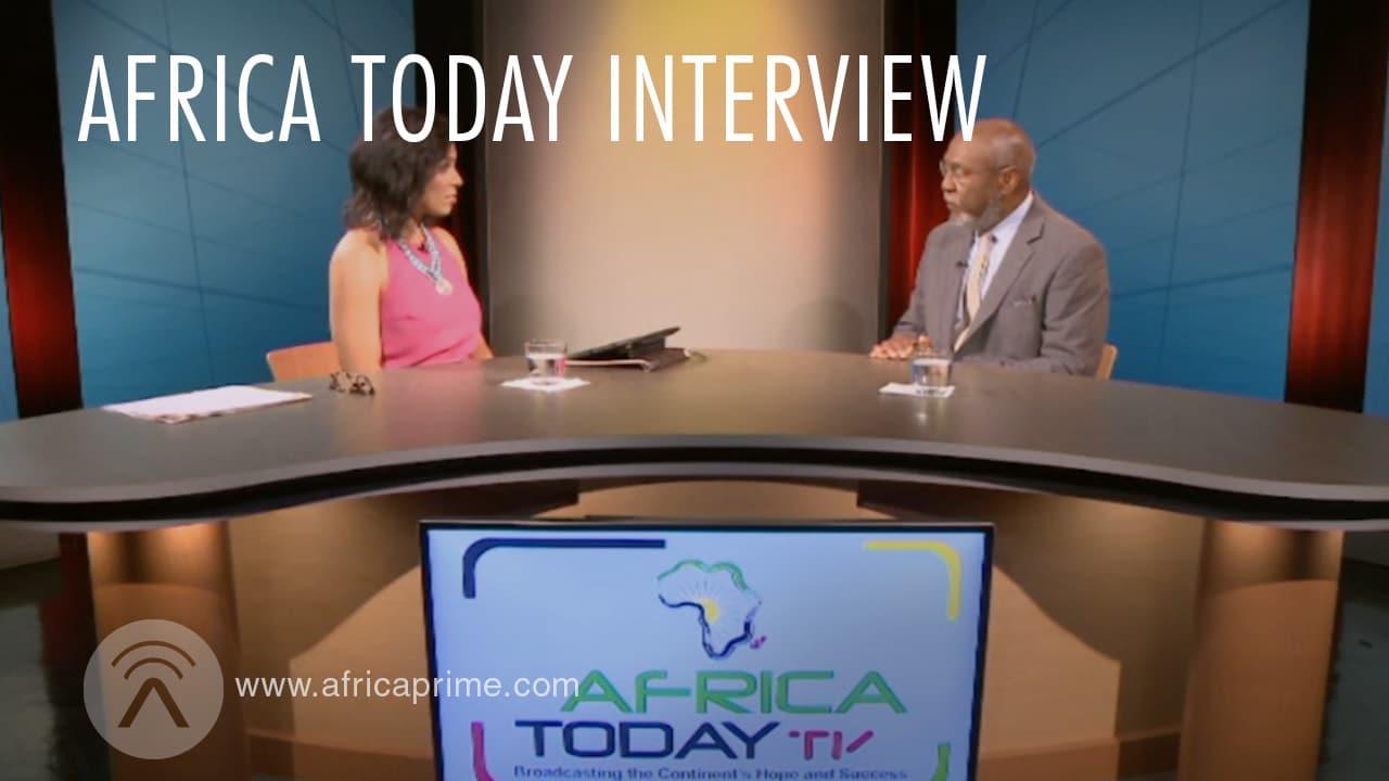 Africa Today Interview - Johnnie Carson