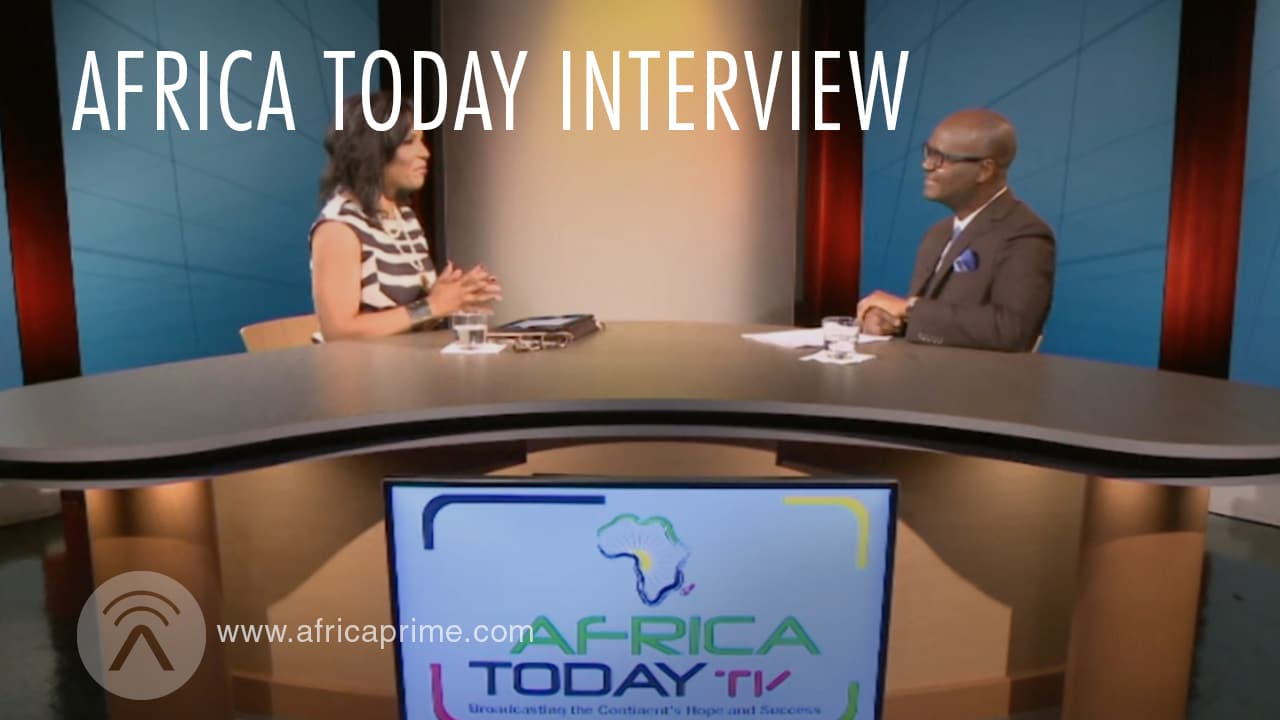 Africa Today Interview - Yaya Moussa