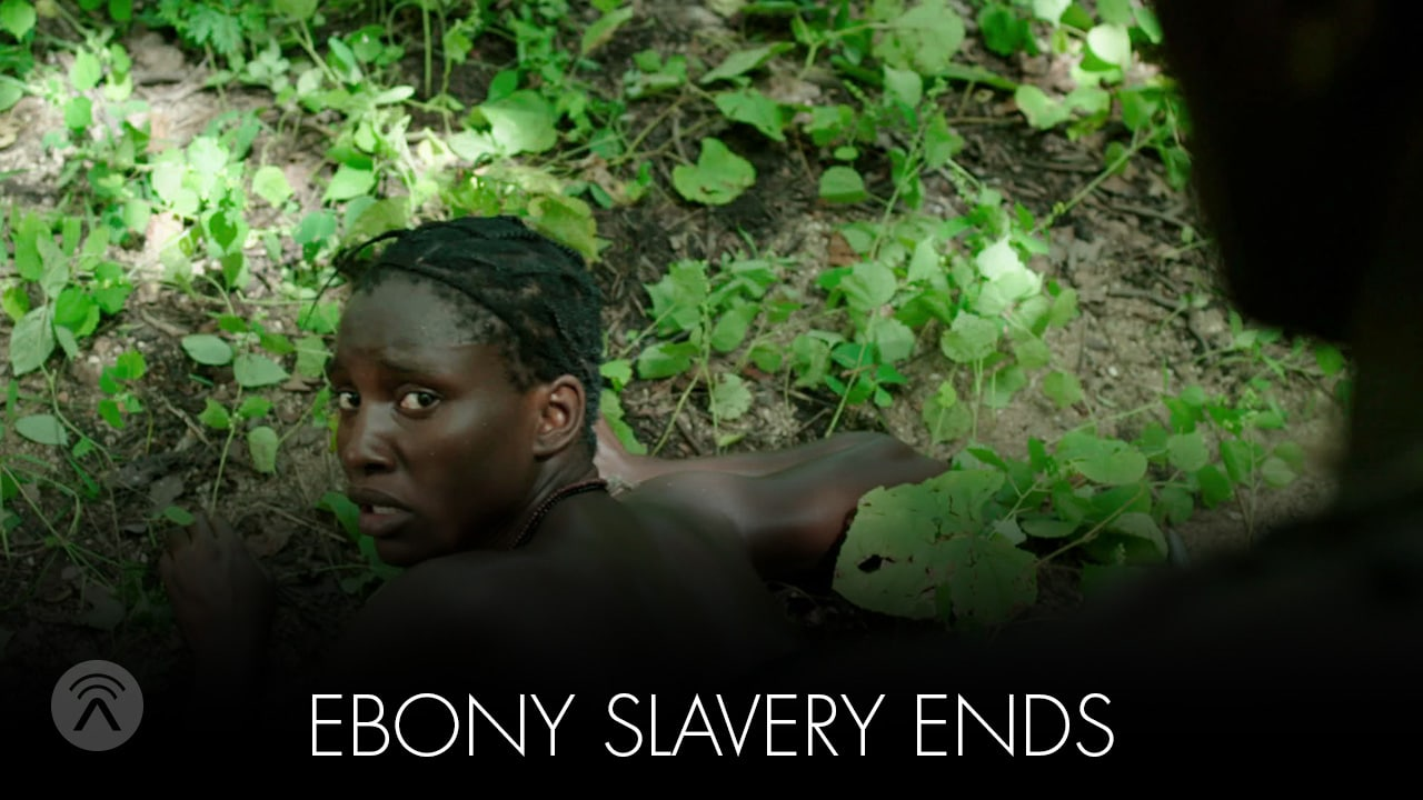 ebony slavery ends