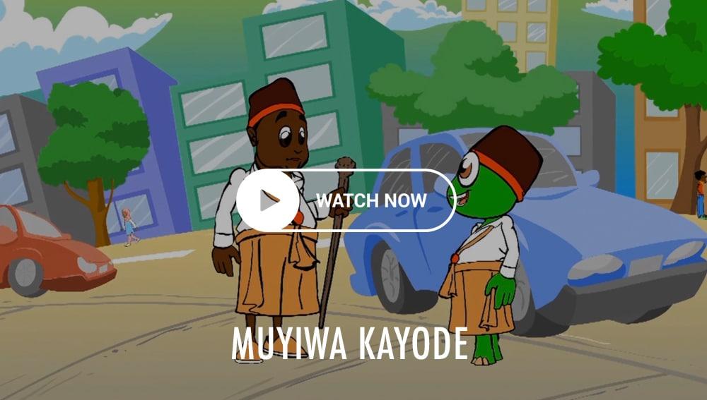 Muyiwa Kayode