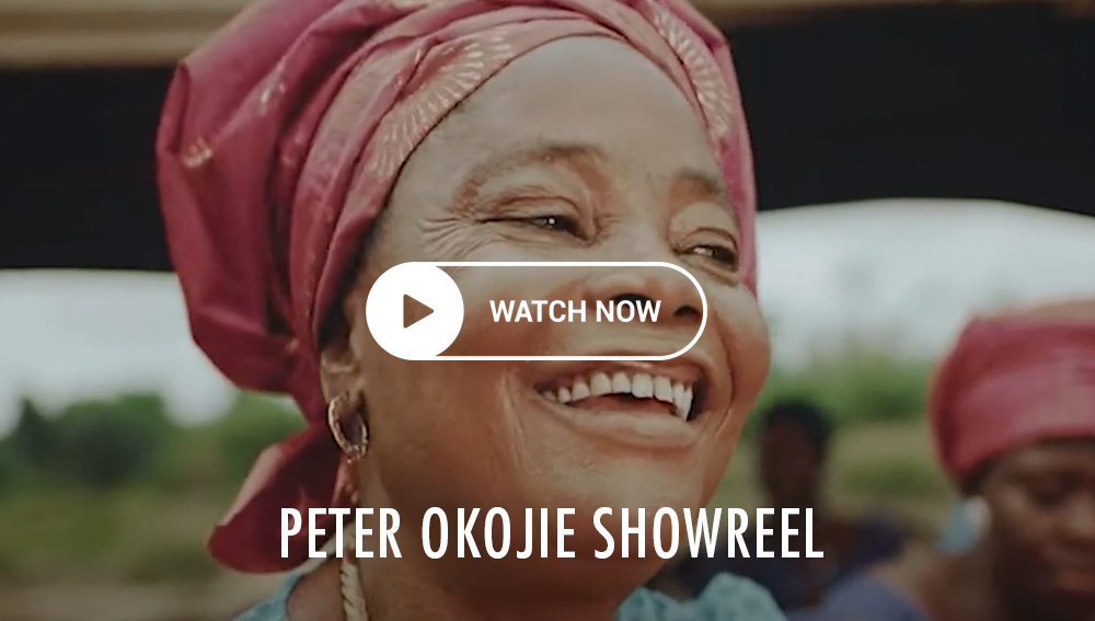 PETER OKOJE